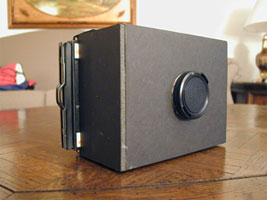 How To Build A 4 5 Pinhole Camera Without Lenses