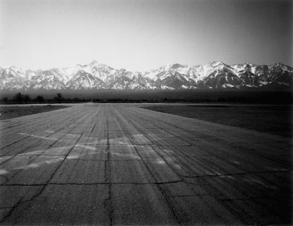 Runway at Manzanar