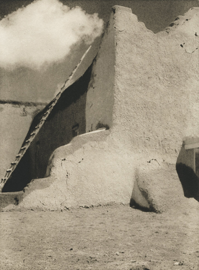 San Lorenzo Mission, photogravure