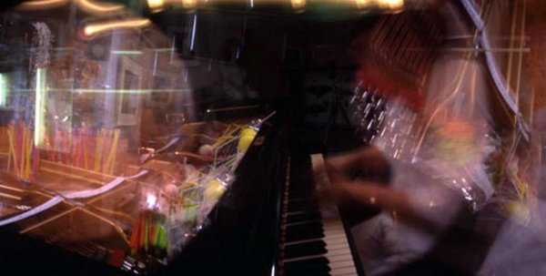 Image from the Piano Palle Pinhole project