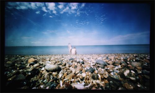 Holga WPC - Beach 0809
