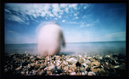 After Brandt! - Holga WPC - Beach 0809