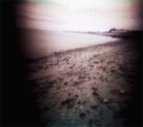 Empty Alone - Pinhole Blender Mini 35