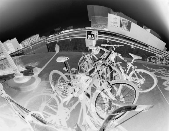 Biking to Bob's